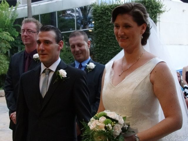 La boda de Mike y Nicole en L' Alfàs Del Pi, Alicante 11