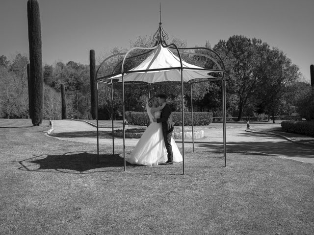 La boda de Daniel y Alina en Bonmati, Girona 4