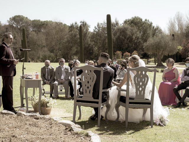 La boda de Daniel y Alina en Bonmati, Girona 40