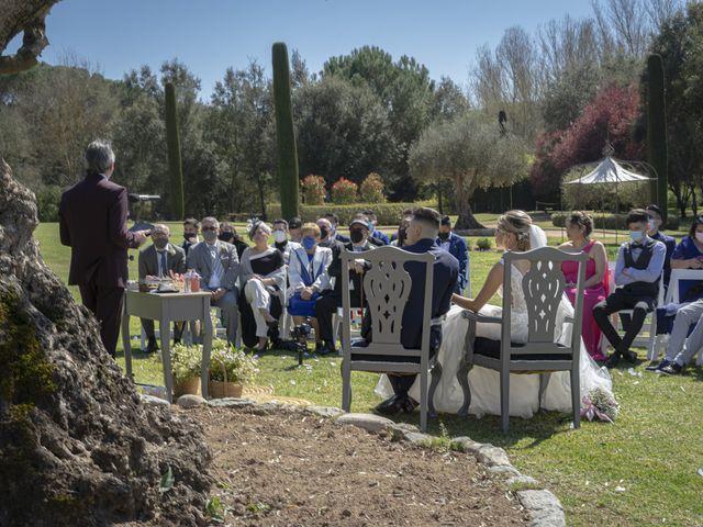 La boda de Daniel y Alina en Bonmati, Girona 41