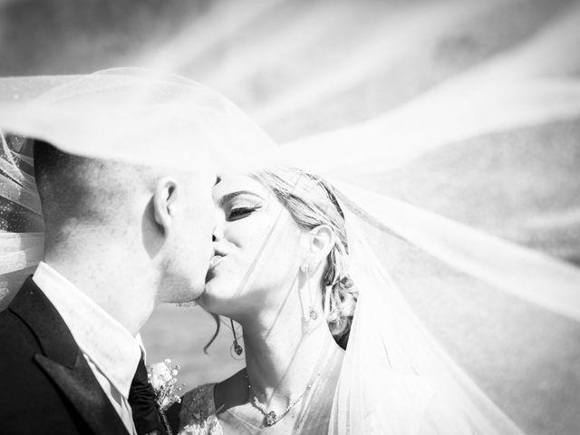 La boda de Alina y Daniel