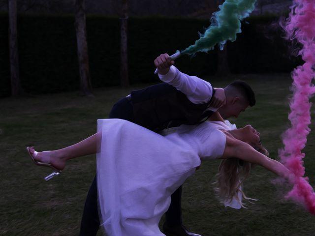 La boda de Daniel y Alina en Bonmati, Girona 59