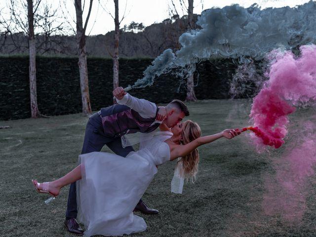 La boda de Daniel y Alina en Bonmati, Girona 60