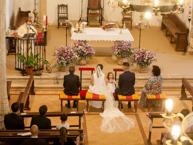 La boda de Jorge y Paula en Lupiana, Guadalajara 4