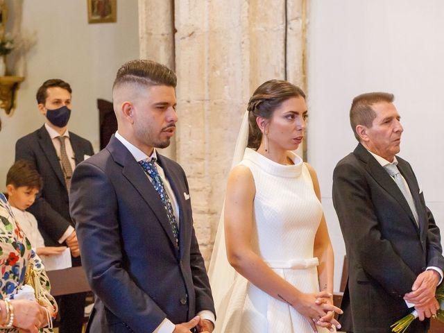 La boda de Jorge y Paula en Lupiana, Guadalajara 7