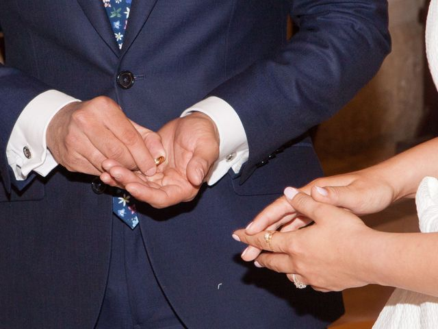 La boda de Jorge y Paula en Lupiana, Guadalajara 10