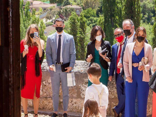 La boda de Jorge y Paula en Lupiana, Guadalajara 11