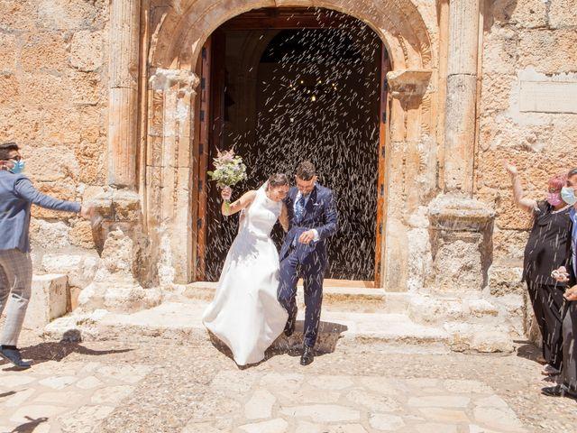 La boda de Jorge y Paula en Lupiana, Guadalajara 12