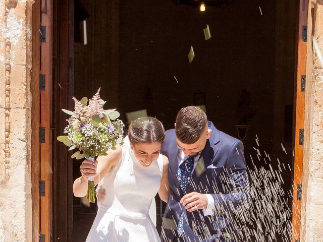 La boda de Jorge y Paula en Lupiana, Guadalajara 13