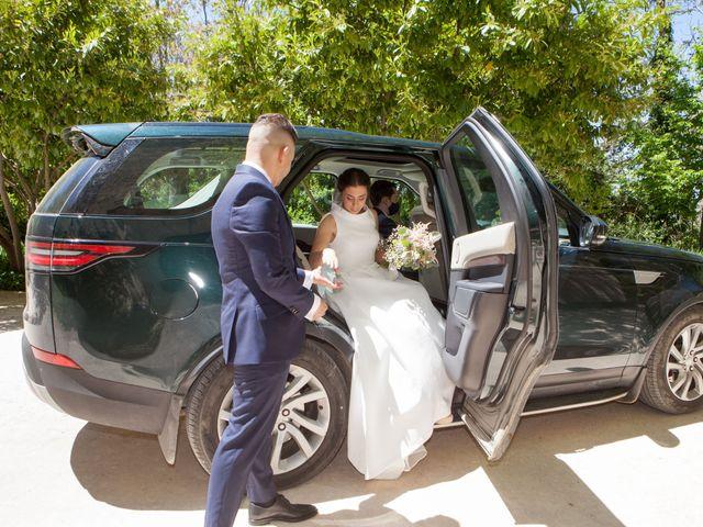 La boda de Jorge y Paula en Lupiana, Guadalajara 15