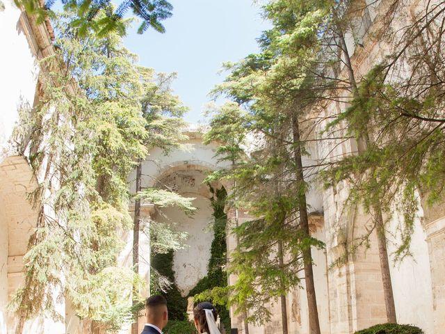 La boda de Jorge y Paula en Lupiana, Guadalajara 19