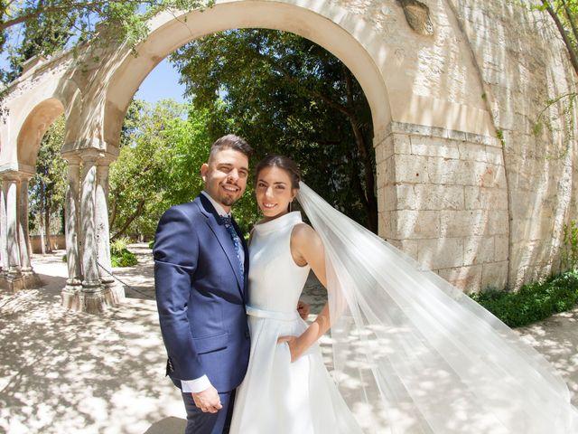 La boda de Jorge y Paula en Lupiana, Guadalajara 21