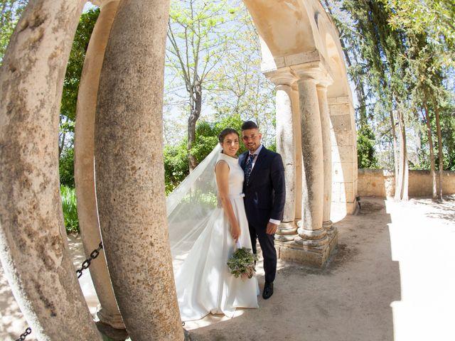La boda de Jorge y Paula en Lupiana, Guadalajara 22