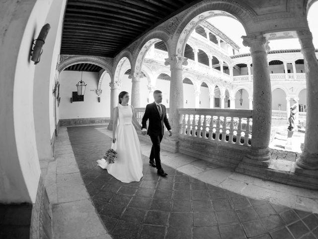 La boda de Jorge y Paula en Lupiana, Guadalajara 23