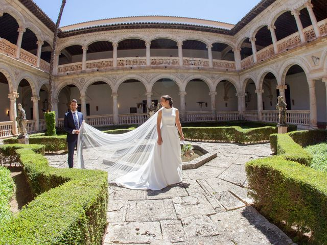 La boda de Jorge y Paula en Lupiana, Guadalajara 24