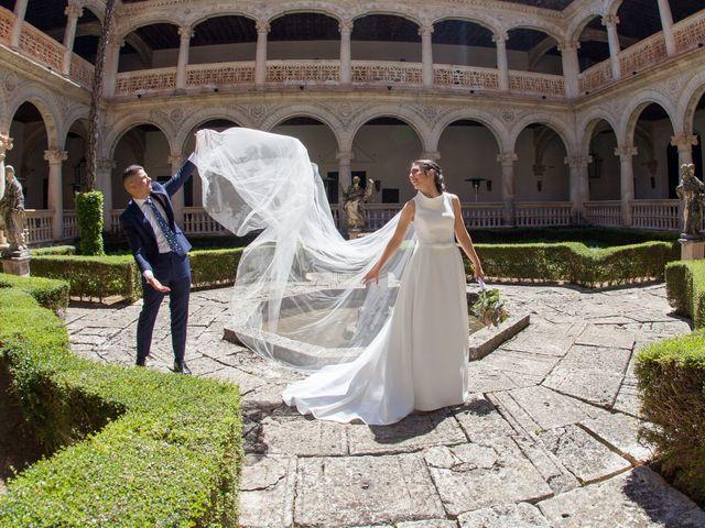 La boda de Jorge y Paula en Lupiana, Guadalajara 2