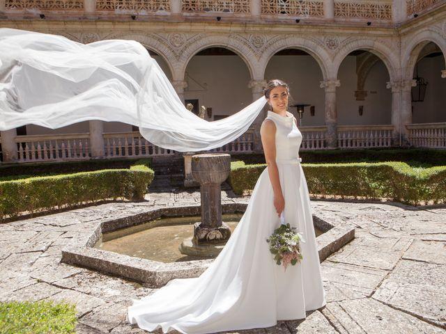 La boda de Jorge y Paula en Lupiana, Guadalajara 25