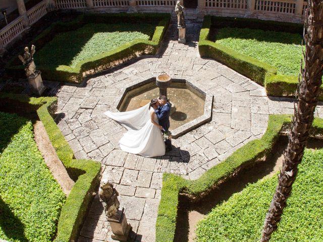La boda de Jorge y Paula en Lupiana, Guadalajara 27