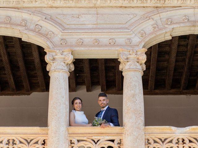 La boda de Jorge y Paula en Lupiana, Guadalajara 28