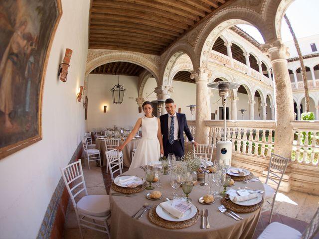 La boda de Jorge y Paula en Lupiana, Guadalajara 29