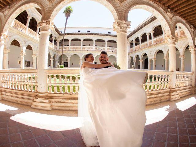 La boda de Jorge y Paula en Lupiana, Guadalajara 32