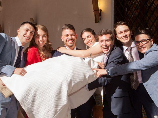 La boda de Jorge y Paula en Lupiana, Guadalajara 34