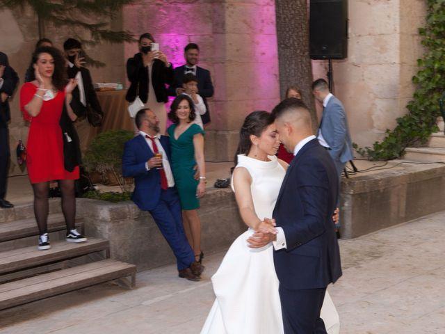 La boda de Jorge y Paula en Lupiana, Guadalajara 35