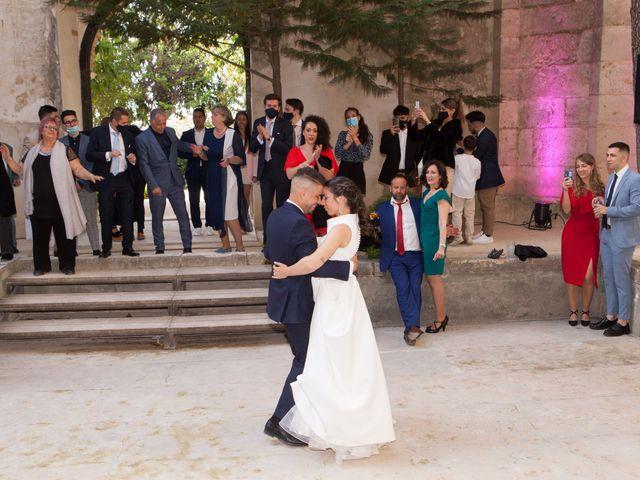 La boda de Jorge y Paula en Lupiana, Guadalajara 36