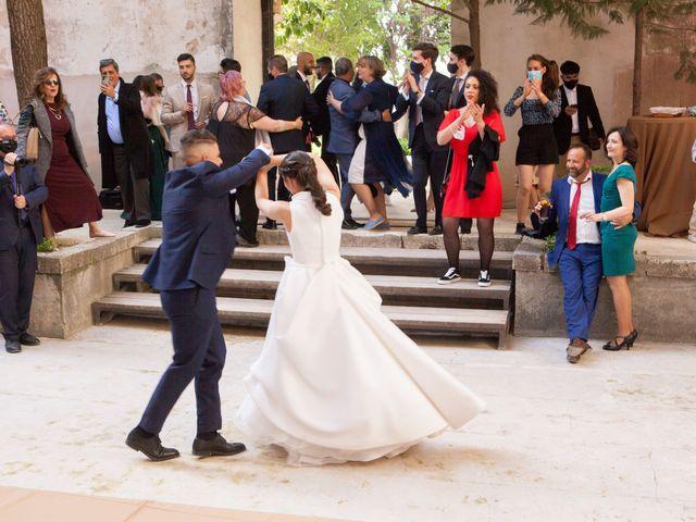 La boda de Jorge y Paula en Lupiana, Guadalajara 37