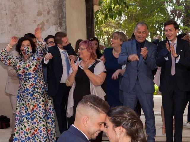 La boda de Jorge y Paula en Lupiana, Guadalajara 38