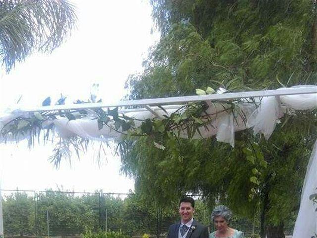 La boda de Jose y Tamara en Mula, Murcia 3