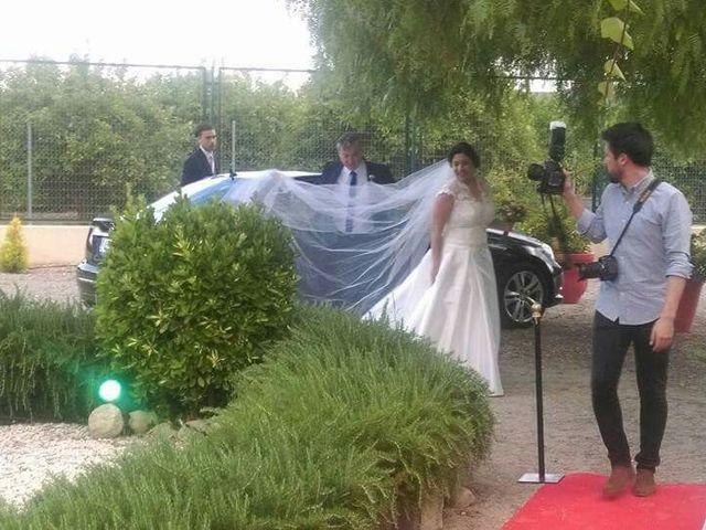 La boda de Jose y Tamara en Mula, Murcia 1