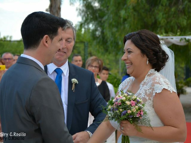 La boda de Jose y Tamara en Mula, Murcia 6