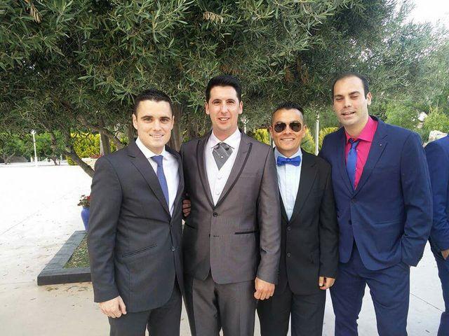 La boda de Jose y Tamara en Mula, Murcia 10