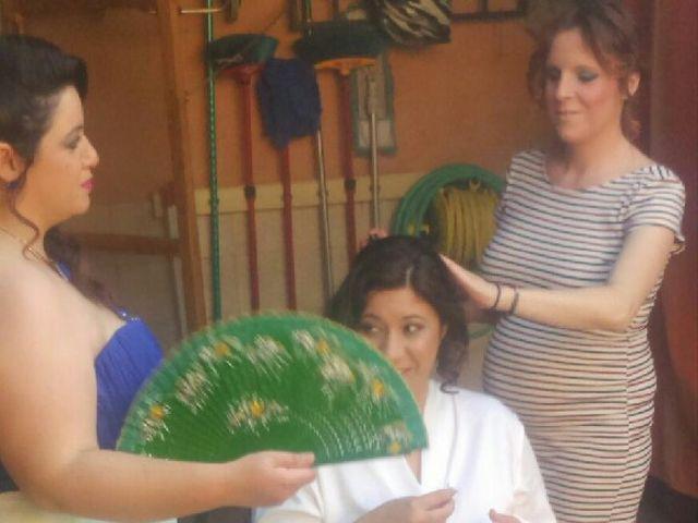 La boda de Jose y Tamara en Mula, Murcia 11