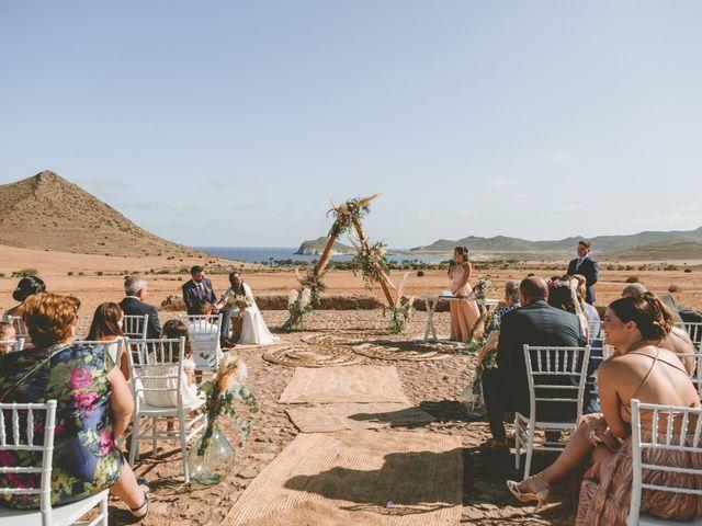 La boda de Ismael y Inma en Almería, Almería 7