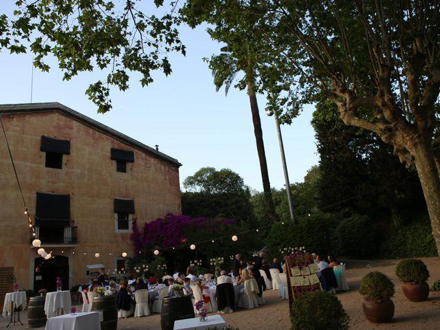 La boda de Armando y Diana en Alella, Barcelona 1