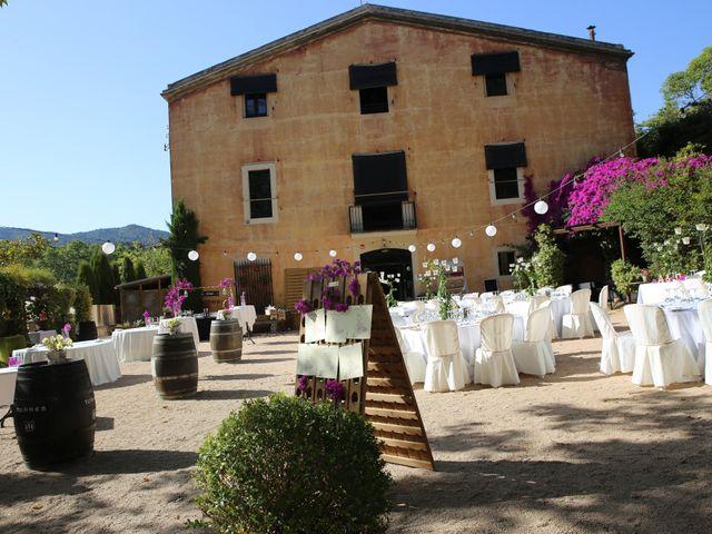 La boda de Armando y Diana en Alella, Barcelona 6