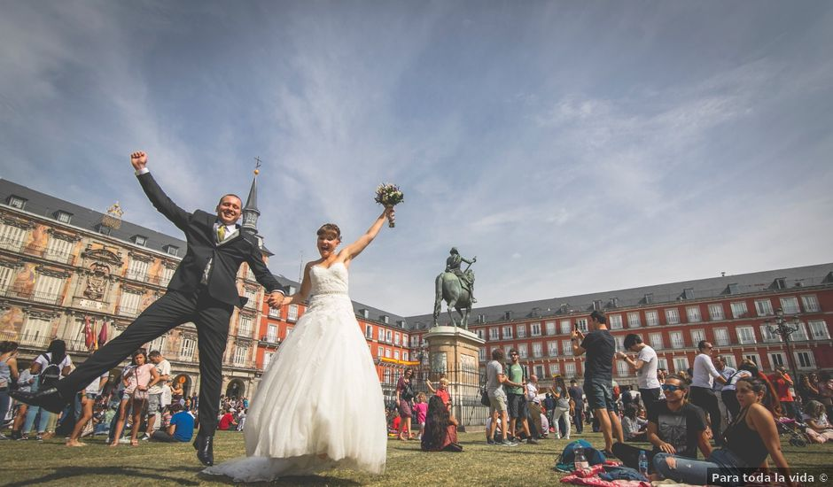 La boda de Miguel y Natalia en Madrid, Madrid
