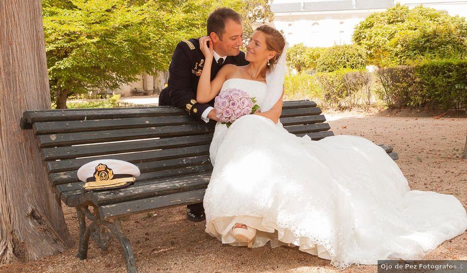 La boda de Nacho y Beatriz en Madrid, Madrid