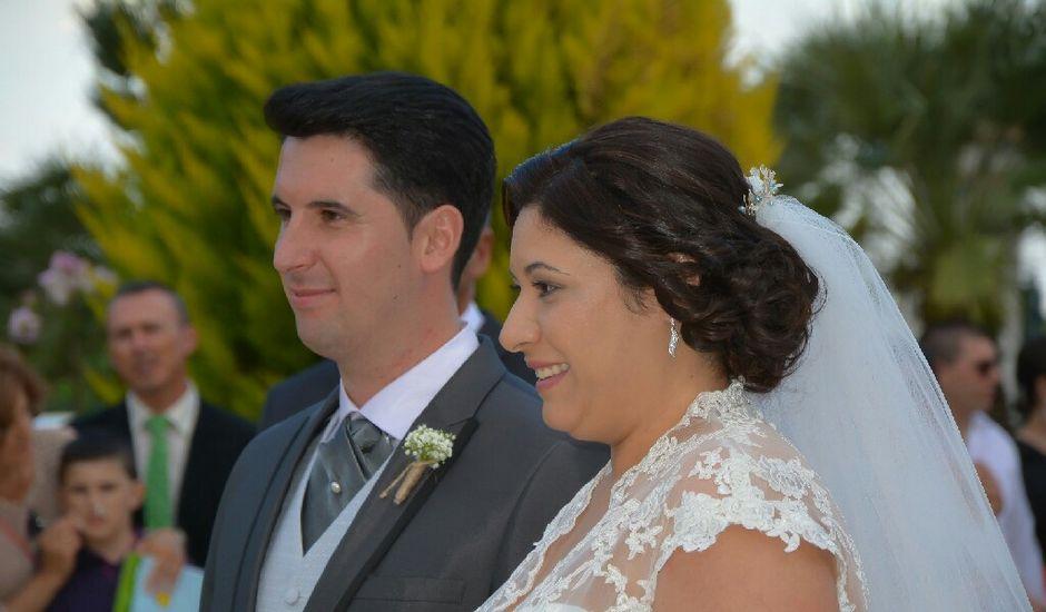 La boda de Jose y Tamara en Mula, Murcia