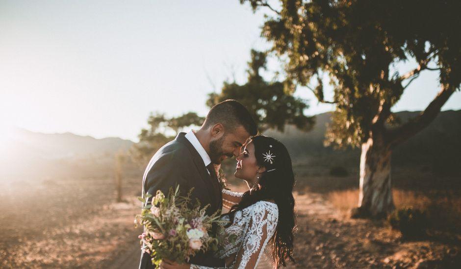 La boda de Ismael y Inma en Almería, Almería