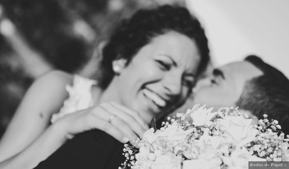 La boda de Lauren y Marta en Santomera, Murcia