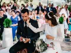 La boda de Cristina y Alfredo 1