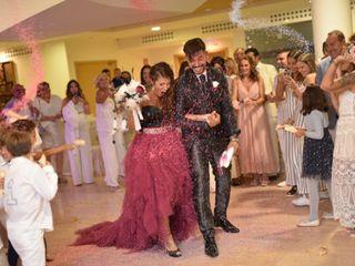 La boda de Erick Silva Rodrigues  y Mónica Armada Nasarre