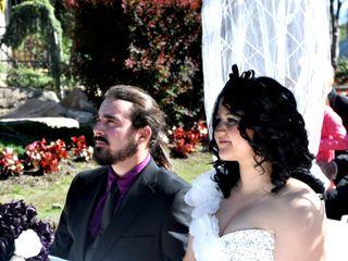 La boda de Valeria y Marc