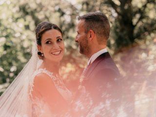 La boda de Almudena y Pedro