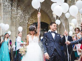La boda de Iovanna y Daniel