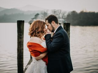 La boda de Giulia Cristina  y Tiberiu Alexandru