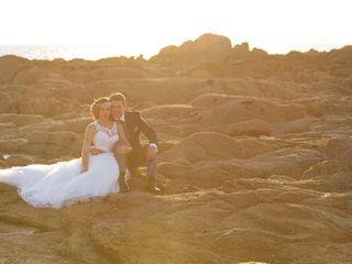 La boda de Alba y Anxo